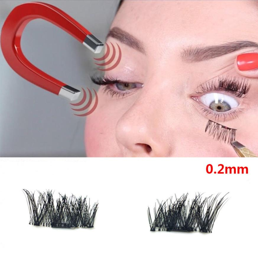 YENI 10 Adet Reusable-Magnet-Sheet-For-3D-Magnetic-False-Eyelashes-Extension-Handmade hh22