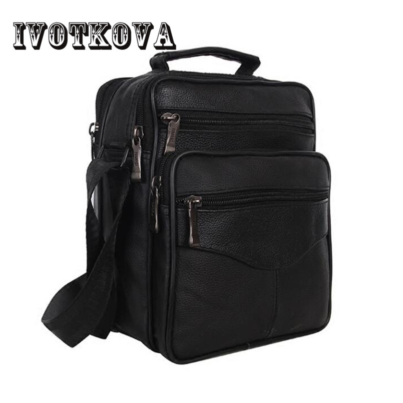 Brand Design Pu Leather Men Bags For Fashion Handbags Shoulder Vintage Retro Men Messenger Bags Briefcase