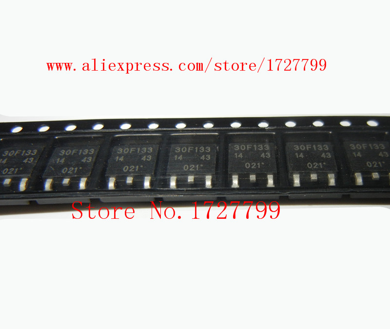 10 ADET GT30F133 30F133 TO-252
