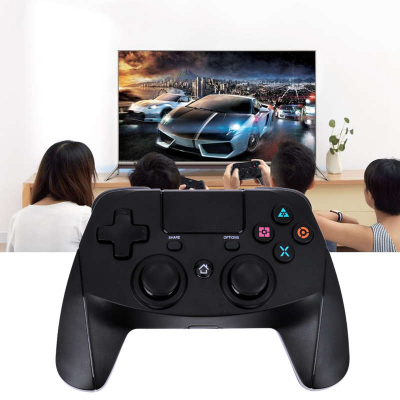 Yeni Sony Playstation için Video Oyun Wireless Controller Gamepad Joystick Joypad için Play Station PS4 Oyun Konsolu