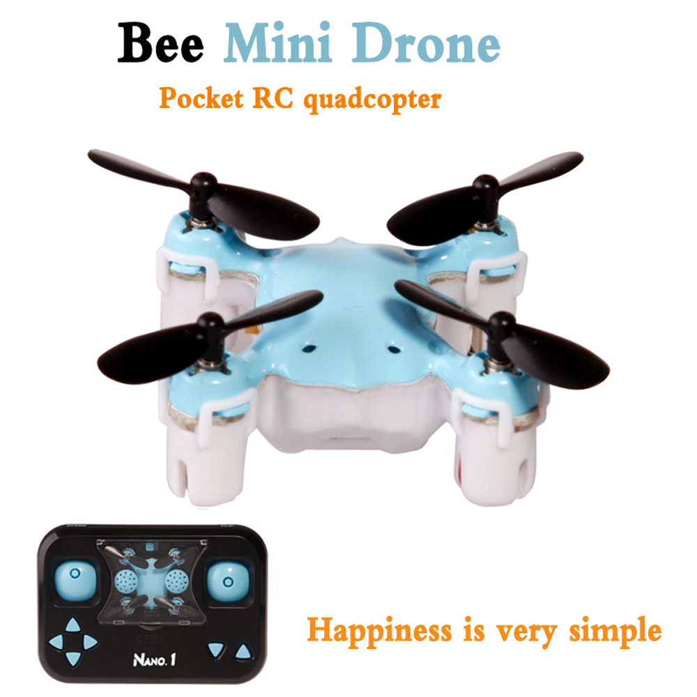 Nano Mini Drone Cep RC Quadcopter RC Nano Drone Uzaktan Kumanda Helikopter VS Cheerson cx-10
